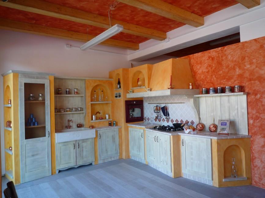 Cucine in muratura - Cucine country immagini ...
